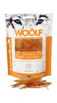 Woolf Snack - chicken with seafood