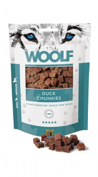 Woolf Snack - duck chunkies
