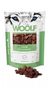 Woolf Snack - lamb chunkies