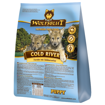 Wolfsblut - Cold River (Puppy)